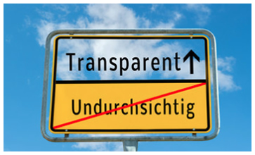 Transparent und Fair